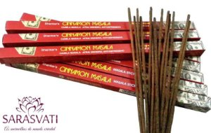 Incenso Shankar's Cinnamon Masala (Canela)