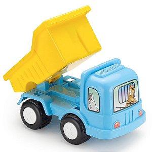 Caminhão Caçamba de Brinquedo - Beach Car - 33 cm - Ref.3100 - Plasnorthon