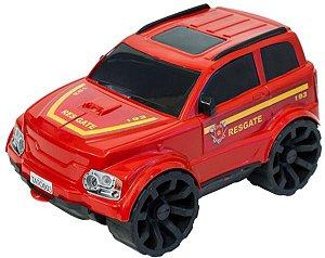 Jeep Resgate TJ3 Resgate  - Carro Resgate DNA - 27 cm
