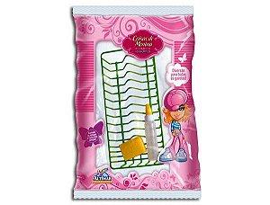 Escorredor de Louca Infantil com esponja e porta detergente - Altimar - 2422