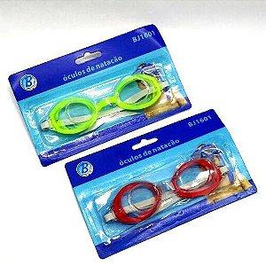 Óculos de Natação Infantil - Varias Cores - BJ1603