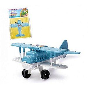 Avião Plastico Teco-Teco 15 cm - 1062 - Altimar