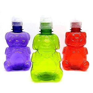 Squeeze Plastico Infantil BICHINHOS - 295ml - Plasduran- 430296
