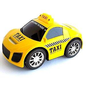 Taxi a Friccao - Carrinho com 15 cm - Ref.566-02