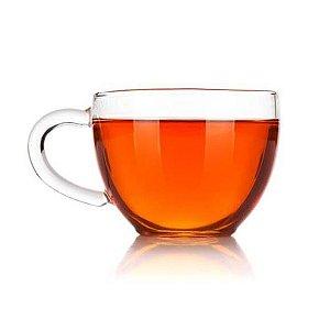 Jogo de Xicara de Chá com 6 xicaras - Vidro Transparente - sem pires - MAB15627
