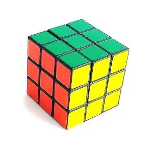 Cubo Magico 3x3 com 5 cm - BAR26955