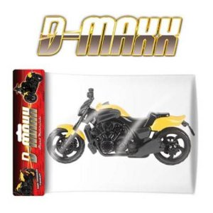 Moto com 31 cm D-MAXX solapa DIVIPLAST 103