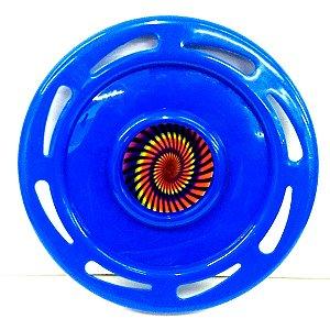 Disco de Frisbee -Brinquedo Plastico - Varias cores - Ref.1154 Plasti Sandi