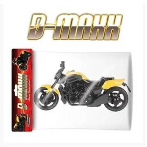 Motocilceta D-MAXX Stand com 31 cm solapa - Moto DIVIPLAST 103