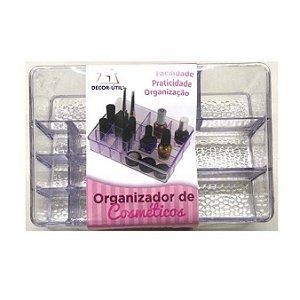 Organizador de Cosmeticos e Bijuteria - Decor-Util - Ref. 0330