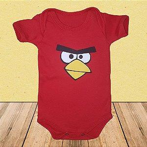 Body Angry Birds - Vermelho