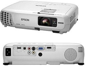 Projetor Epson W28+ 3000 Lumens Wxga Hdmi Com Nota Fiscal