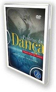 DVD PROFETAS DA DANÇA VOL.01