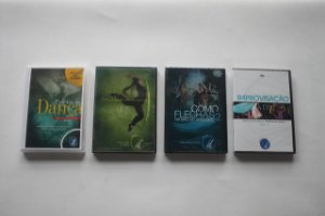 KIT DVDS VÍDEO AULA PROFETAS DA DANÇA