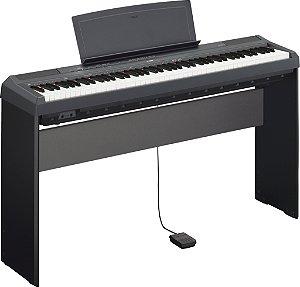 Piano Digital Yamaha P-115 Com Suporte L-85