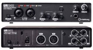 Interface de Audio Steinberg UR242
