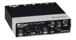 Interface de Audio Steinberg UR22 MKII