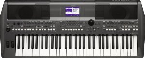 Teclado Yamaha PSR S670 (SEMINOVO)