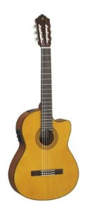 Violão Yamaha CGX 122 MSC Nylon