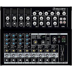 Mesa de Som Mackie Mix12FX