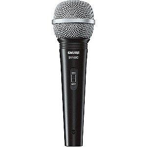 Microfone Shure SV100 (com fio)