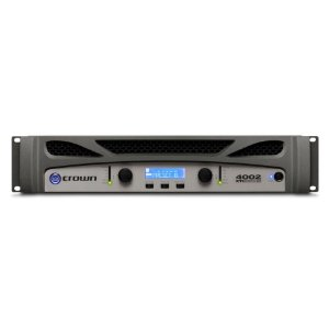 Amplificador Crown XTI 4002