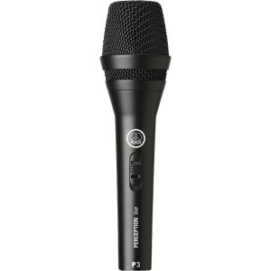 Microfone AKG Vocal Perception P3s