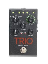 Pedal Digitech Trio  (Band Creator )