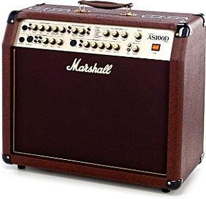 Amplificador Marshall AS100D Violão