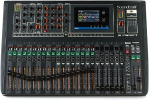 Mesa Digital Soundcraft SI Impact