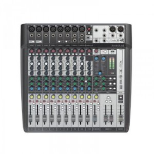 Mesa de Som Soundcraft Signature 12 Mtk