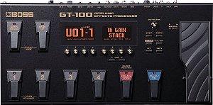 Pedaleira Boss GT100