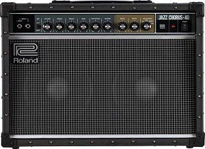 Amplificador Roland Jazz Chorus-40