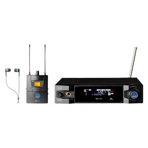 Monitor Akg Ivm4500 | Retorno Sem Fio | In Ear | Harman