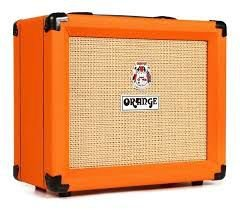 Amplificador Orange Crush 20 L