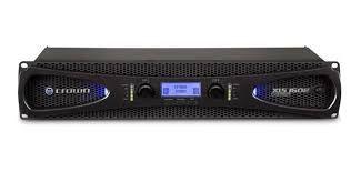 Amplificador Potência Crown Xls 1502 | 110v | 1550w | Harman