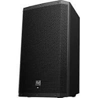 Caixa de Som Electro-voice ZLX15