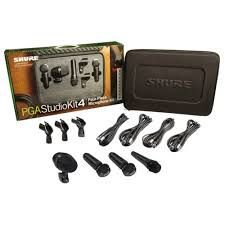 Microfone Shure StudioKit 4