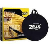 "Kit Prato Zeus Beginner Set A Hi Hat 13"" | Crash 16"""