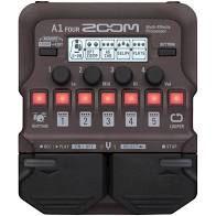 Pedaleira Zoom A1four Violão | Instrumentos Acústicos
