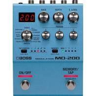 Pedal Boss MD-200 Modulation 12 Efeitos