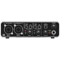 Interface de Audio Behringer U-Phoria UMC202HD