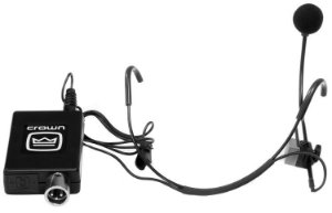 Microfone Headset Crown CM311A XLR