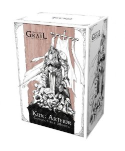 Tainted Grail - Kit de Extras Rei Arthur