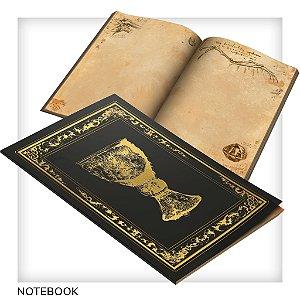 Tainted Grail - Caderno de Anotações