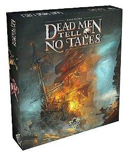 Jogo de tabuleiro Dead Men Tell no Tales