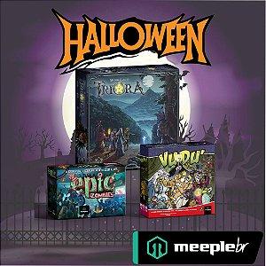Kit de Halloween - MeepleBR