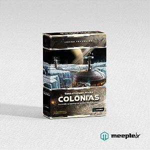 Terraforming Mars: Colônias