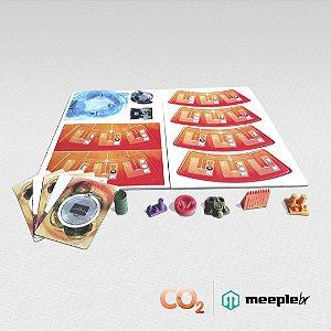 Kit de extras do jogo CO2 - Segunda Chance