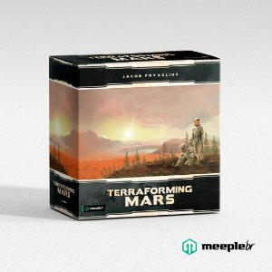 Terraforming Mars: Big Box + Cartas Promos